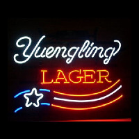 YUENGLING LAGER BEER Neon Sign
